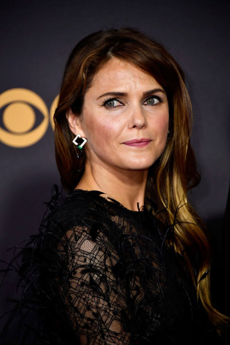 Keri Russell at 69th Annual Primetime EMMY Awards in Los Angeles