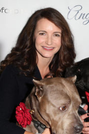 Kristin Davis Stills 7th Annual Stand Up for Pits at Avalon Nightclub in Hollywood