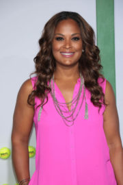 Laila Ali Stills at Battle of the Sexes Premiere in Los Angeles