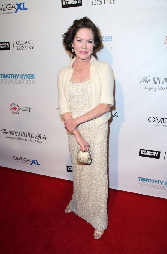 Lara Flynn Boyle Stills at AMT 2017 DREAM Gala in Beverly Hills