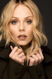 Laura Vandervoort Poses for Pulse Spikes Magazine, October 2017