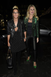 Leanne Brown and Ester Dee Stills at MTV V Skinny Dip Launch Party in London