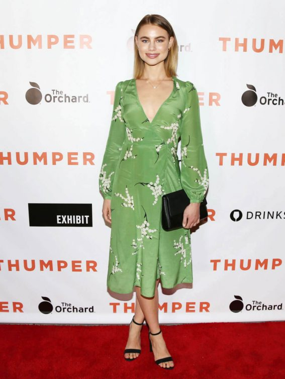 Lucy Fry Stills at Thumper Premiere in Los Angeles