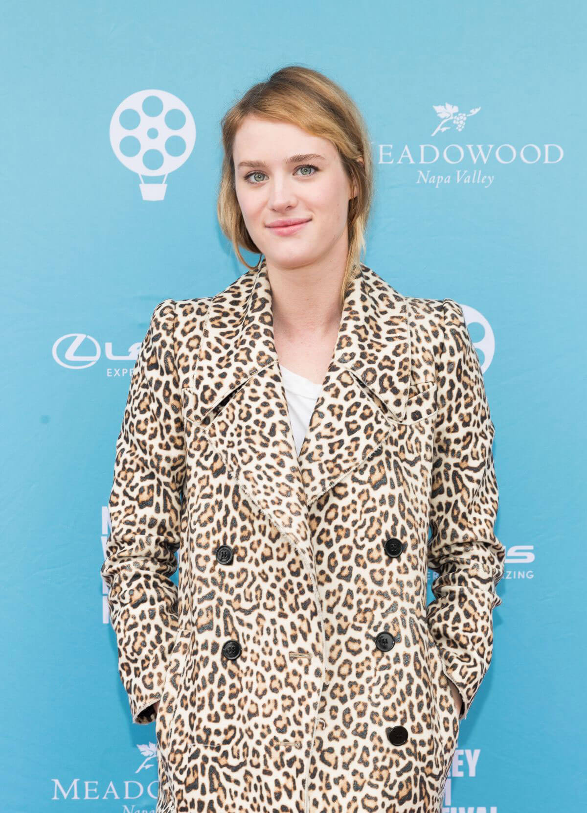 Mackenzie Davis Stills at 2017 Napa Valley Film Festival