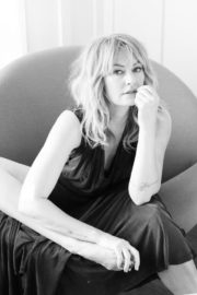 Madchen Amick Poses for The Coveteur - FASHION Magazine, 2017