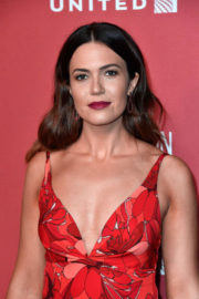 Mandy Moore Stills at Sag-Aftra Foundation Patron of the Artists Awards in Beverly Hills