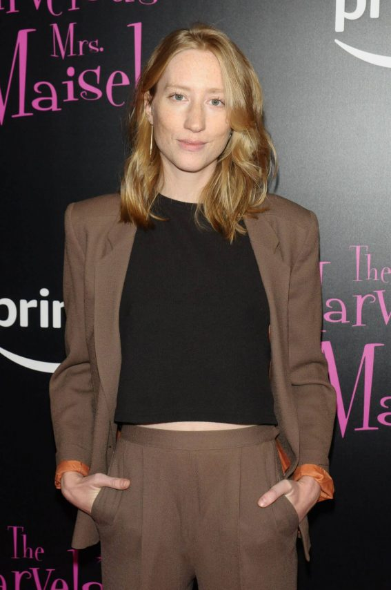 Maren Lord Stills at The Marvelous Mrs. Maisel TV SERIES Premiere in New York