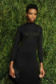 Maria Borges Stills at 14th Annual Cfda/Vogue Fashion Fund Awards in New York