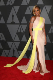 Mary J. Blige Stills at AMPAS 9th Annual Governors Awards in Hollywood