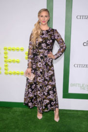Mickey Sumner Stills at Battle of the Sexes Premiere in Los Angeles
