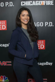 Miranda Rae Mayo Stills at 3rd Annual NBC One Chicago Party in Chicago