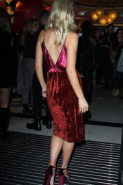 Mollie King Stills at Boux Avenue A/W17 Campaign Launch in London
