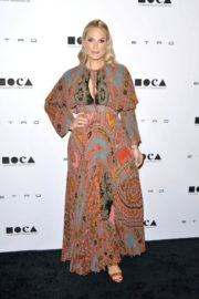 Molly Sims Stils at 10th Moca Distinguished Women in the Arts Luncheon in Los Angeles