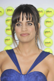 Natalie Morales Stills at Battle of the Sexes Premiere in Los Angeles