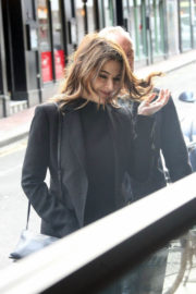 Nigella Lawson Stills Leaves Book Signing at Dubray Book Store in Dublin