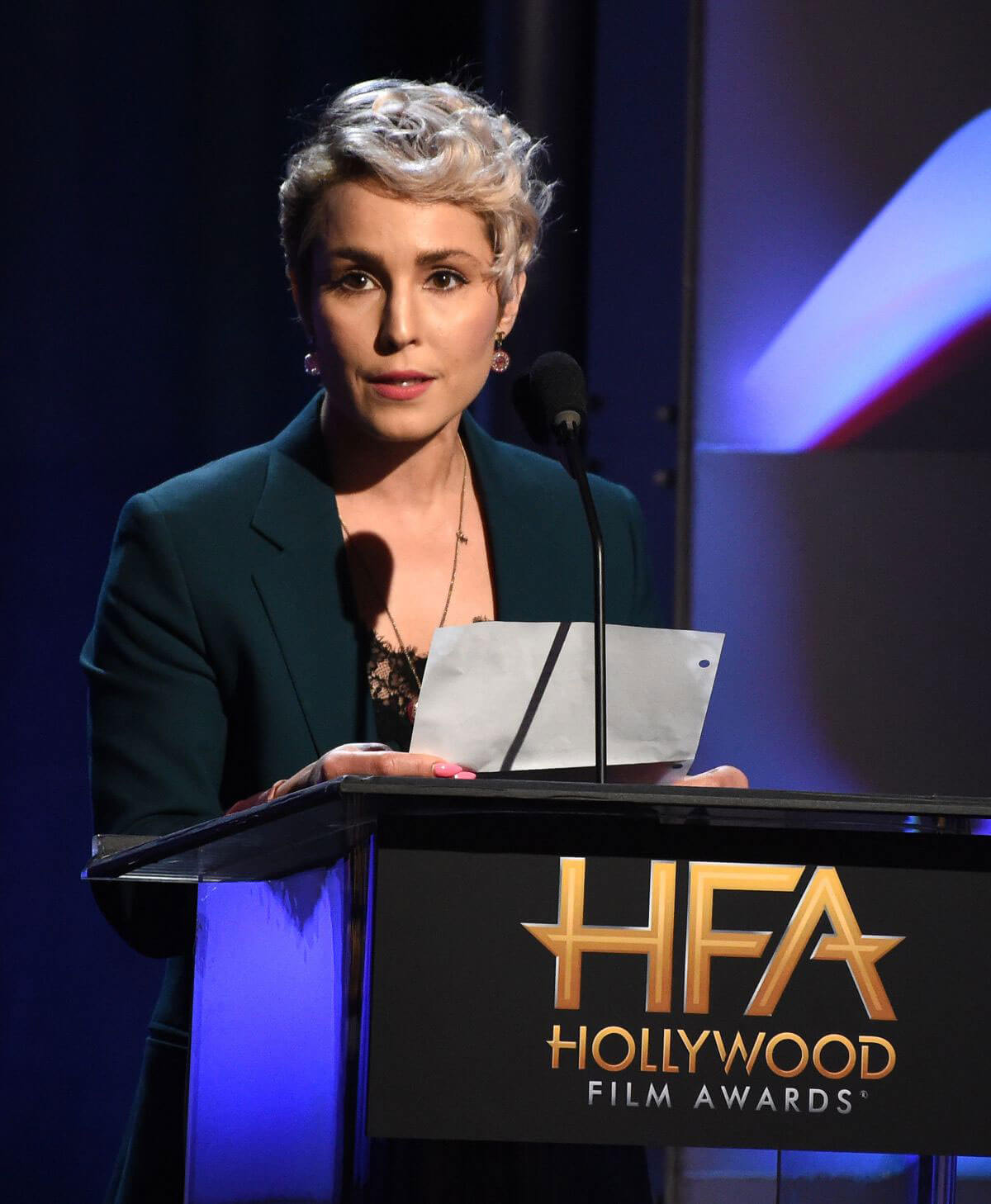 Noomi Rapace Stills at 2017 Hollywood Film Awards in Beverly Hills
