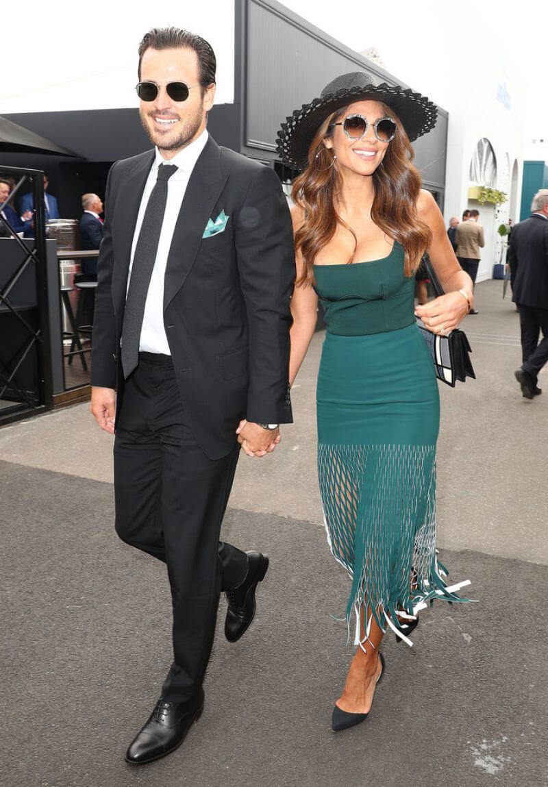 Pia Miller Stills at Derby Day in Melbourne Images