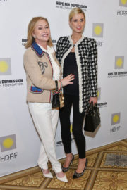 Pregnant Nicky Hilton Stills at Hope for Depression Research Foundation's 11th Annual Luncheon Seminar in New York