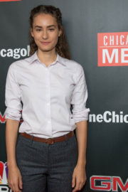 Rachel DiPillo Stills at 3rd Annual NBC One Chicago Party in Chicago