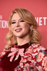 Renee Olstead Stills at Sag-Aftra Foundation Patron of the Artists Awards in Beverly Hills