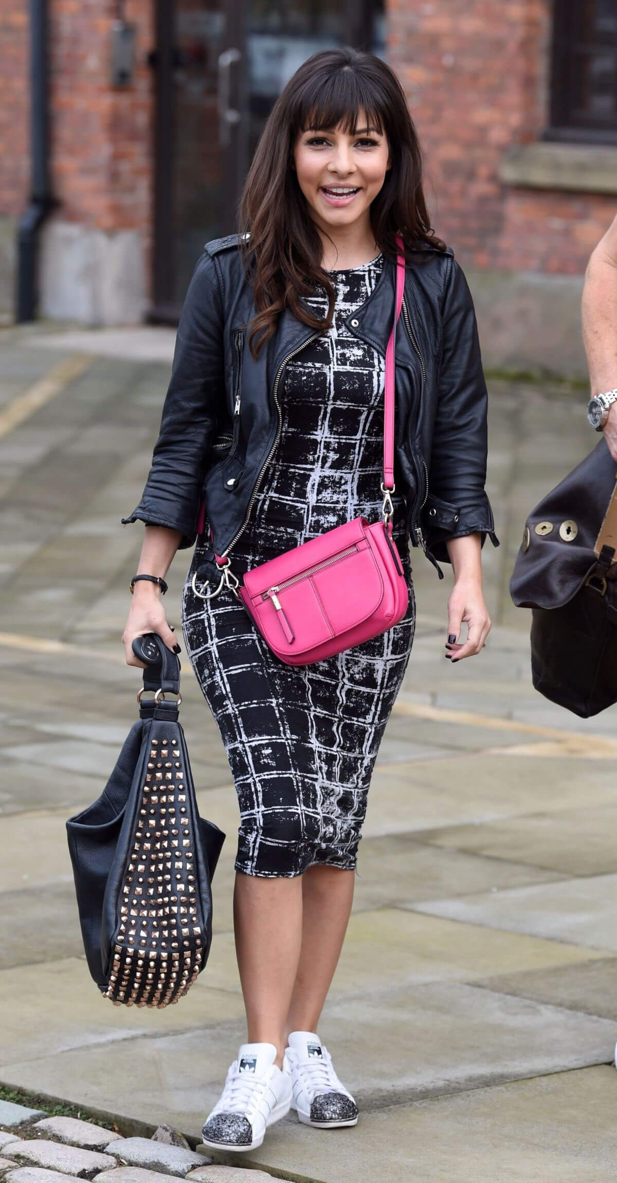 Roxanne Pallett Stills Leave Key 103 Radio in Manchester City