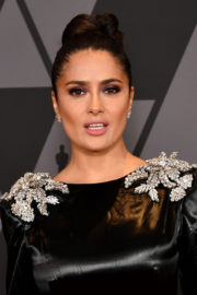 Salma Hayek Stills at AMPAS 9th Annual Governors Awards in Hollywood