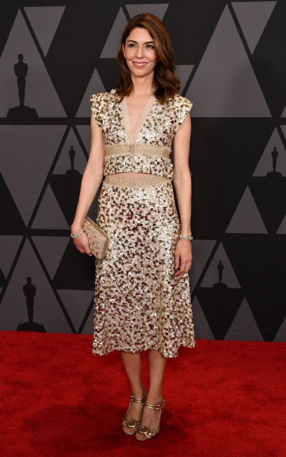Sofia Coppola Stills at AMPAS 9th Annual Governors Awards in Hollywood