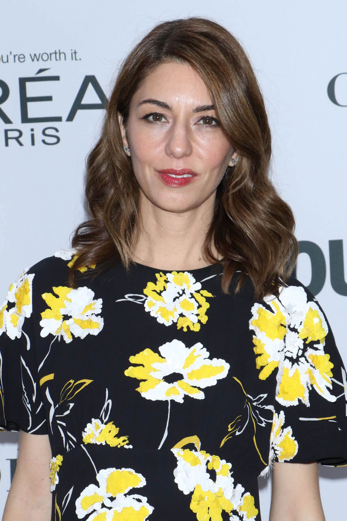 Sofia Coppola Stills at Glamour Women of the Year Summit in New York