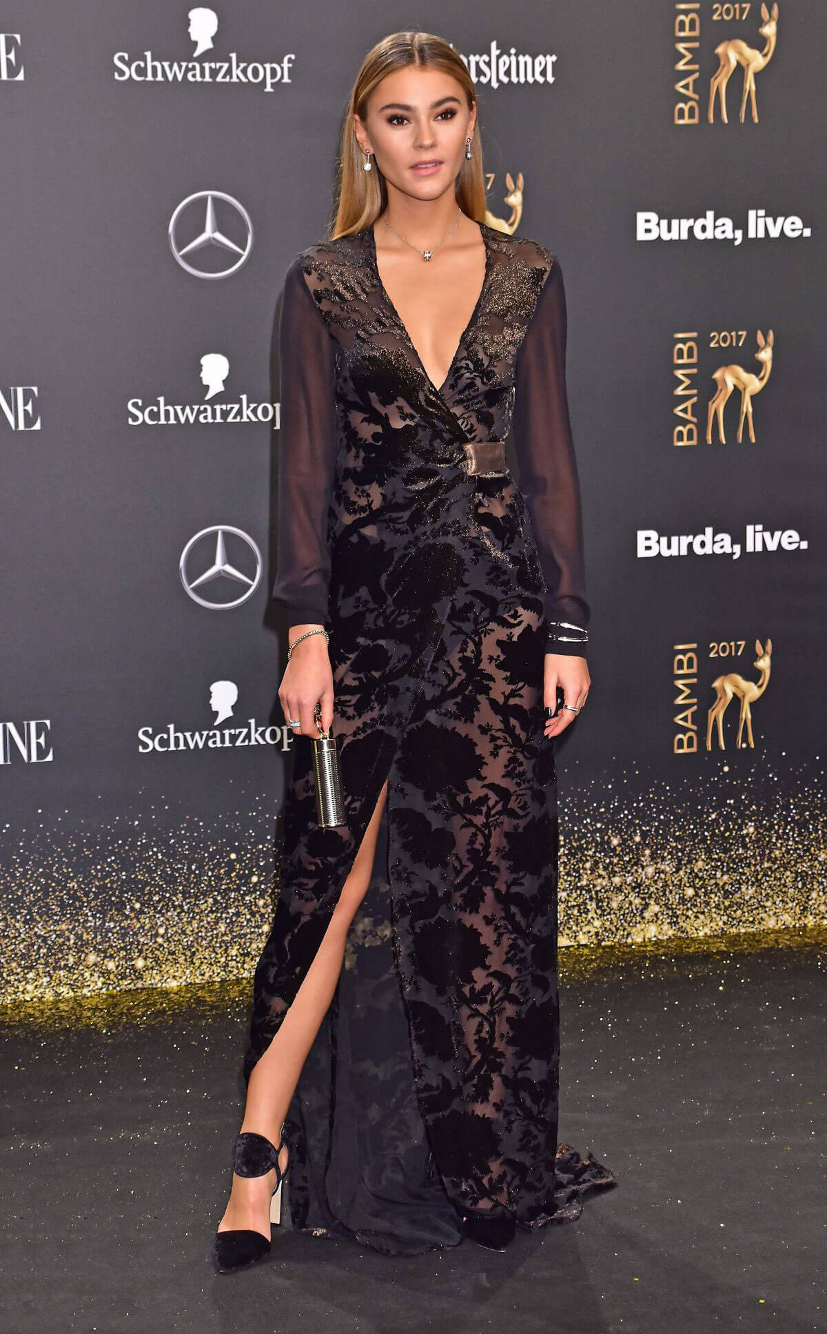Stefanie Giesinger Stills at Bambi Awards 2017 in Berlin
