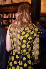 Svea Berlie Stills at Dresses to Dream About Book Launch in New York