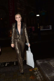 Tallia Storm Stills Leaves Times Honours & After-party in London