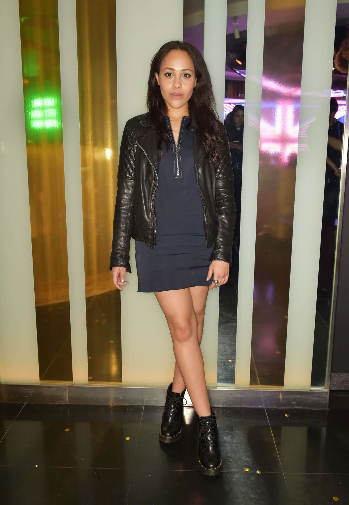 Tanya Fear Stills at Launch of Perception at W in London