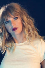 Taylor Swift Stills on the Set of a Photoshoot, November 2017