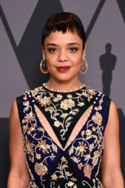 Tessa Thompson Stills at AMPAS 9th Annual Governors Awards in Hollywood