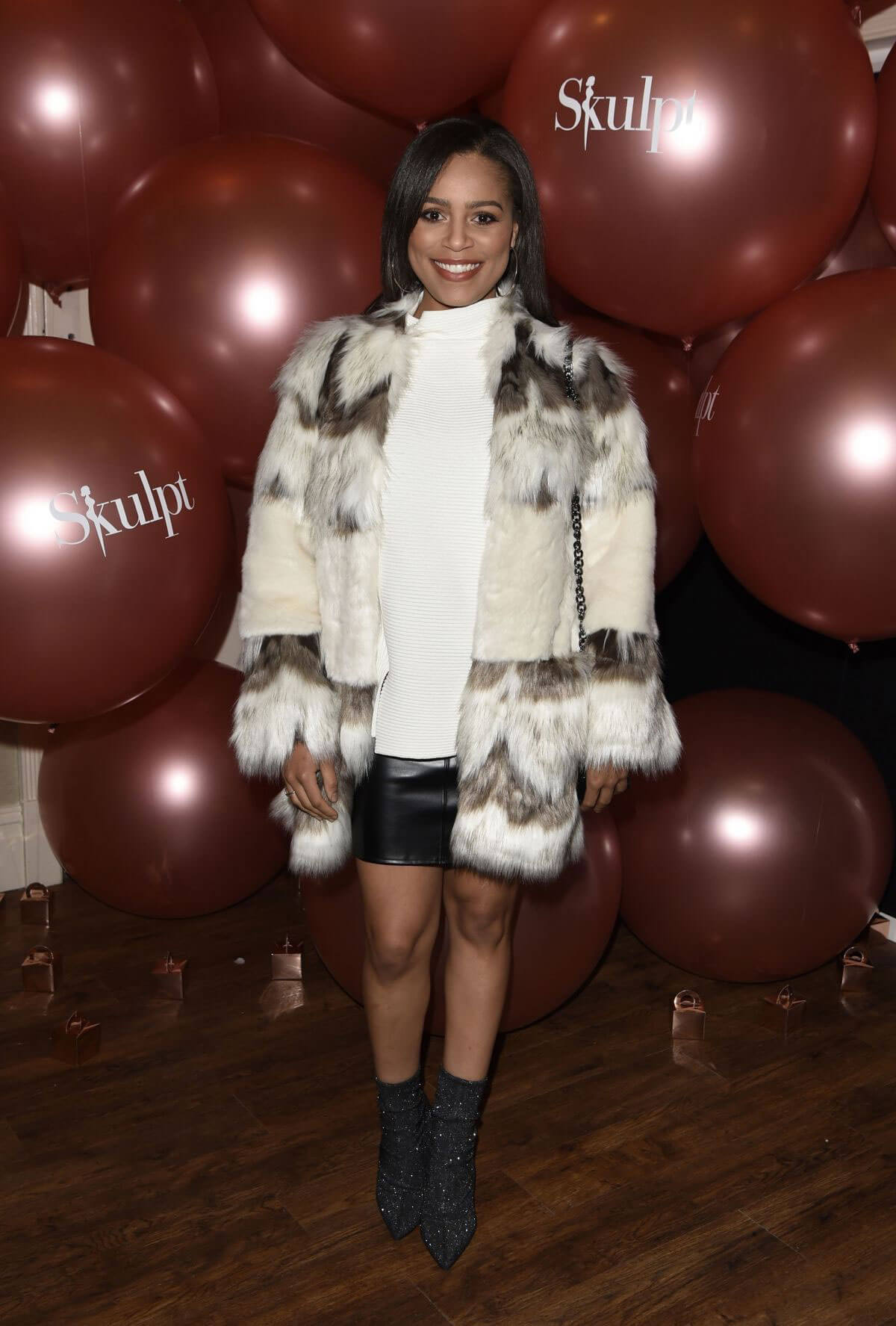 Tisha Merry Stills at Skulpt Non Surgical Clinic Party in Liverpool