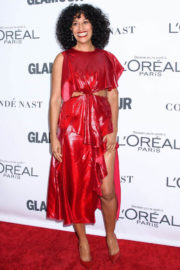 Tracee Ellis Ross Stills at Glamour Women of the Year Summit in New York