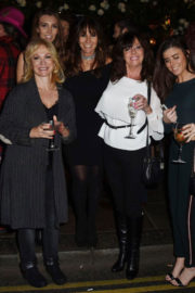 Vicki Michelle and Louise Michelle Stills at Forty Dean Street Relaunch Party in London
