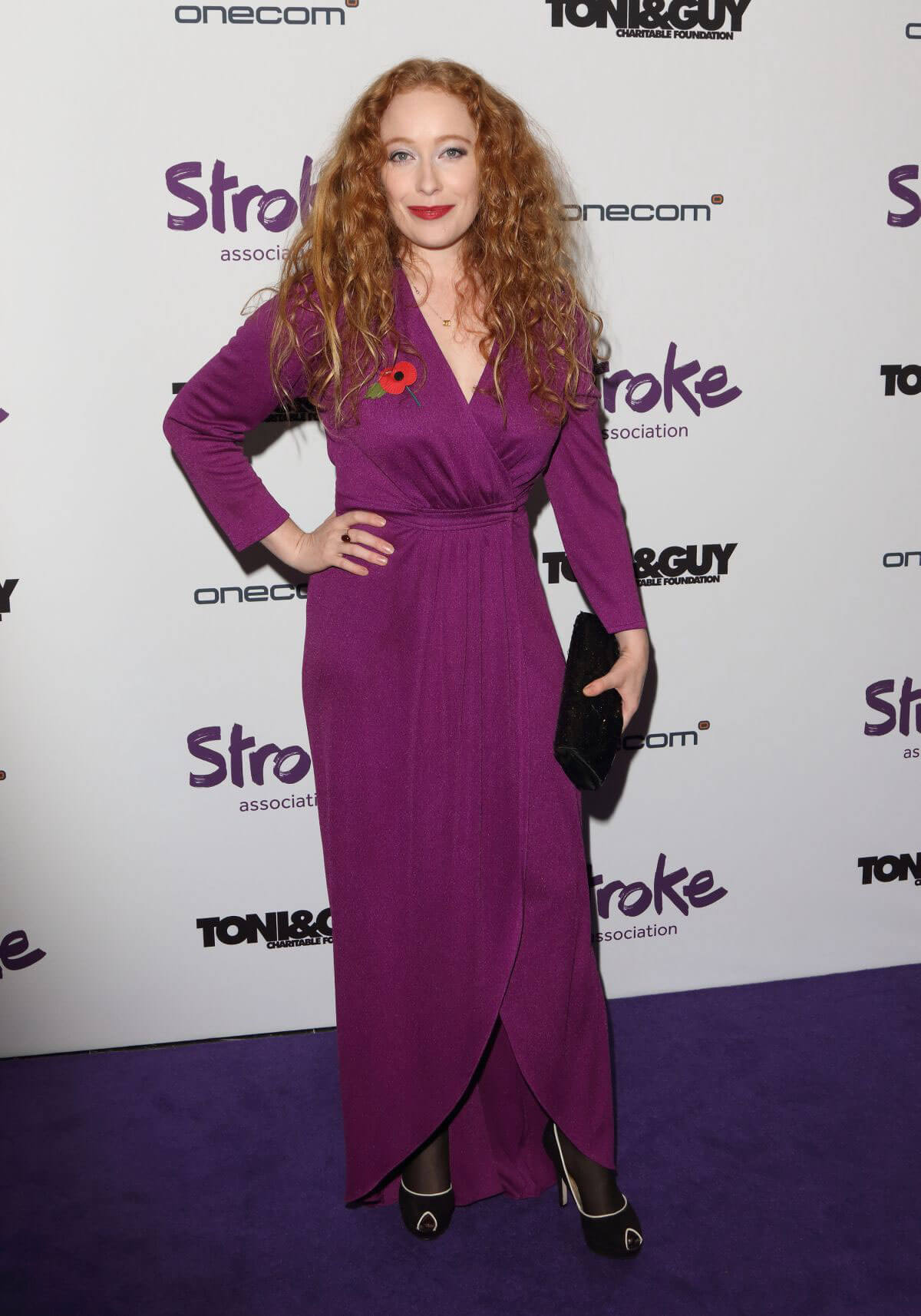 Victoria Yeates Stills at 2017 Life After Stroke Awards in London