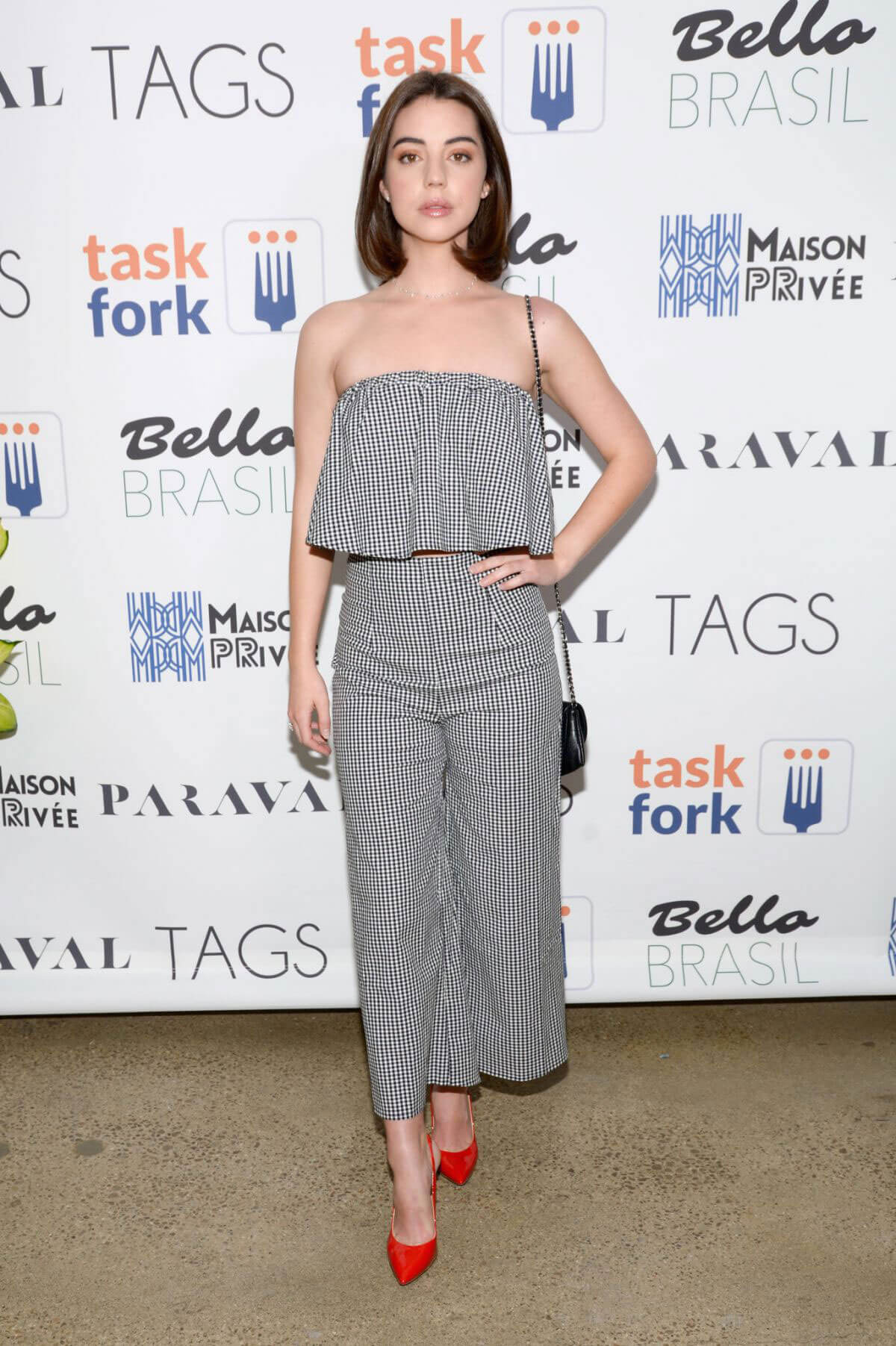 Adelaide Kane Stills at Bello: Brasil Magazine Issue Launch Party in West Hollywood