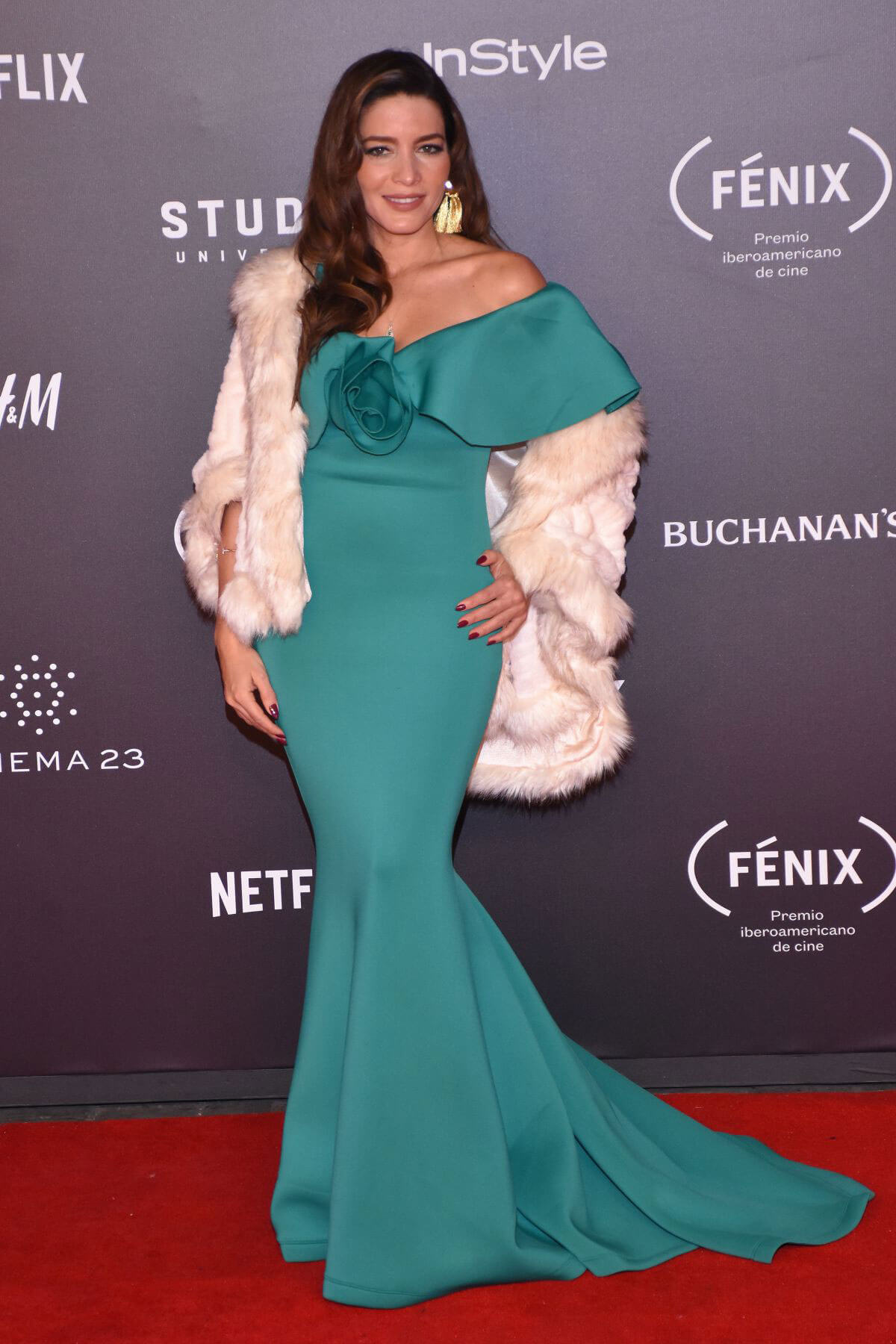 Adriana Fonseca Stills at Fenix Film Awards in Mexico City 2017/12/06