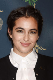 Alanna Masterson Stills at Brooks Brothers Holiday Celebration with St Jude Children's Research Hospital