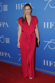 Alicia Silverstone Stills at HFPA 75th Anniversary Celebration and NBC Golden Globe Special Screening in Hollywood 2017/12/08