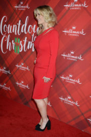 Alison Sweeney Stills at Christmas at Holly Lodge Screening in Los Angeles 2017/12/04