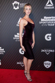 Allie Ayers Stills at Sports Illustrated Sportsperson of the Year 2017 Awards in New York 2017/12/05