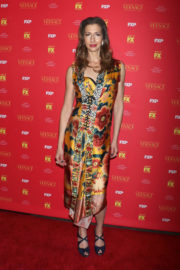 Alysia Reiner Stills at The Assassination of Gianni Versace: American Crime Story Premiere in New York 2017/12/11