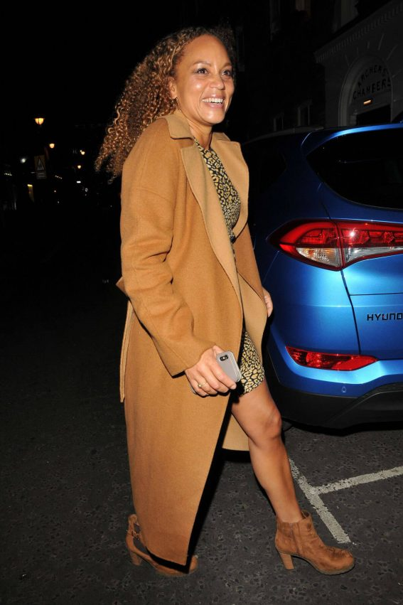 Angela Griffin Stills at Everybody's Talking About Jamie Press Night in London