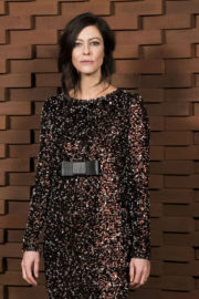 Anna Mouglalis Stills at Chanel Metiers D'Art Collection Fashion Show in Hamburg 2017/12/06