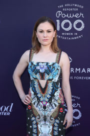 Anna Paquin Stills at Hollywood Reporter's 2017 Women in Entertainment Breakfast in Los Angeles 2017/12/06