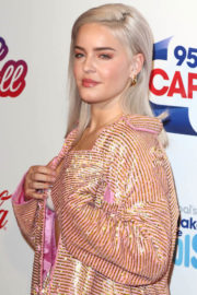 Anne-Marie Stills at Capital's Jingle Bell Ball in London 2017/12/09