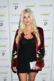 Ashley James Stills at Style Icon Nat VIP Blog Launch in London